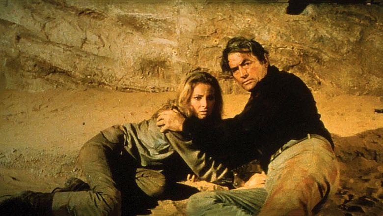Mackennas Gold movie scenes