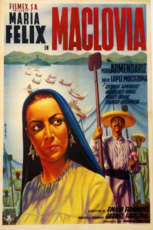 Maclovia (1948 film) movie poster