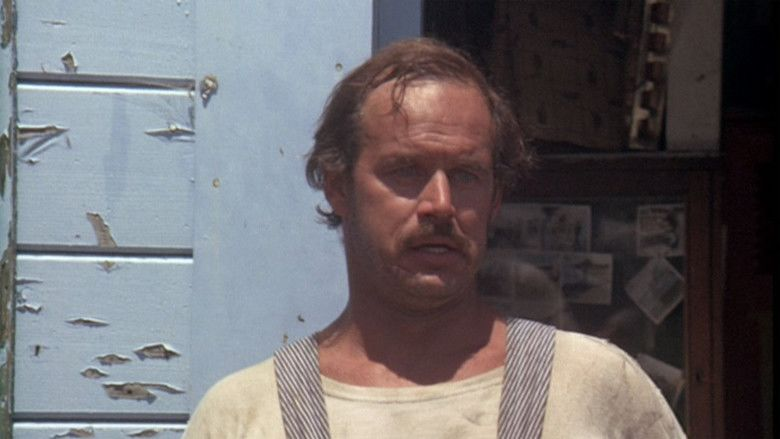 Macon County Line movie scenes