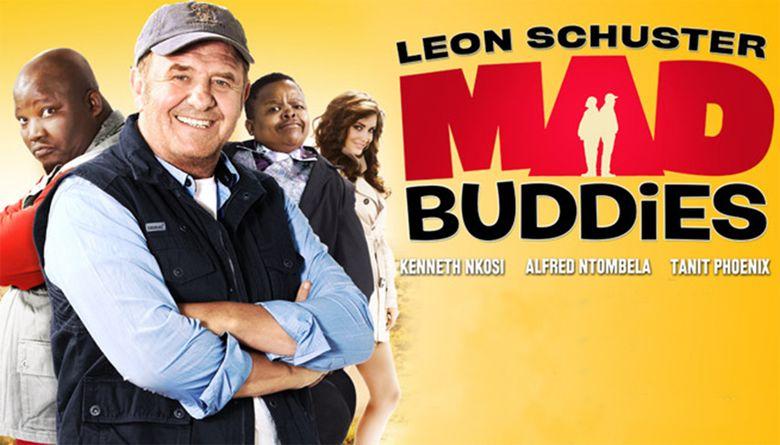 Mad Buddies movie scenes
