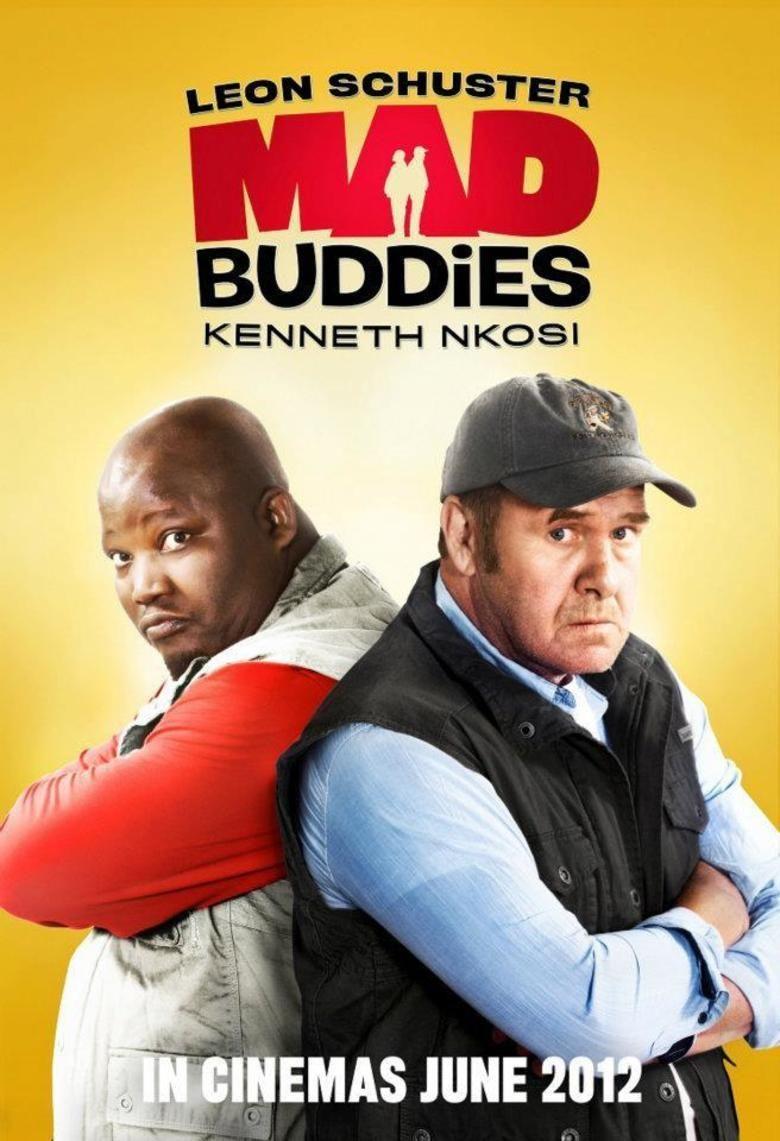 Mad Buddies movie poster