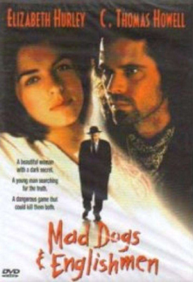Mad Dogs and Englishmen (1995 film) movie poster