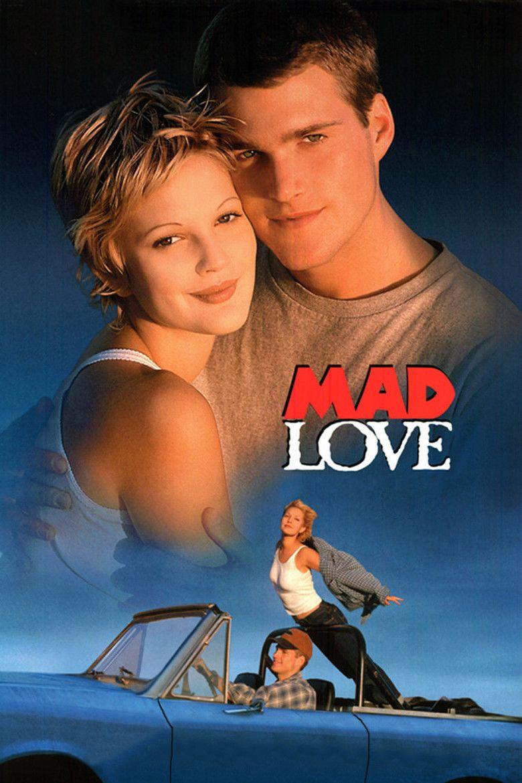 Mad Love (1995 film) movie poster