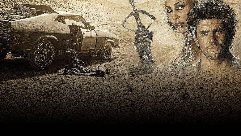 Mad Max Beyond Thunderdome movie scenes