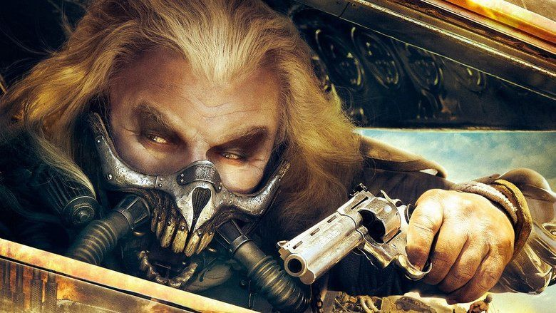 Mad Max: Fury Road movie scenes
