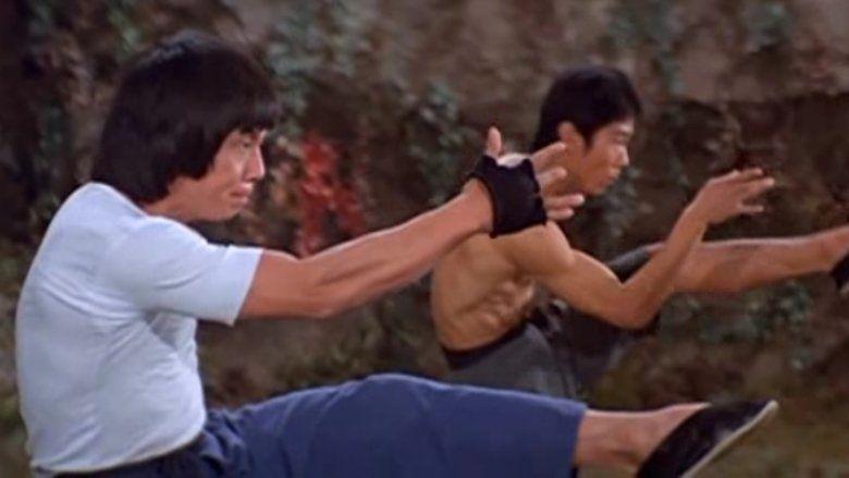 Mad Monkey Kung Fu movie scenes