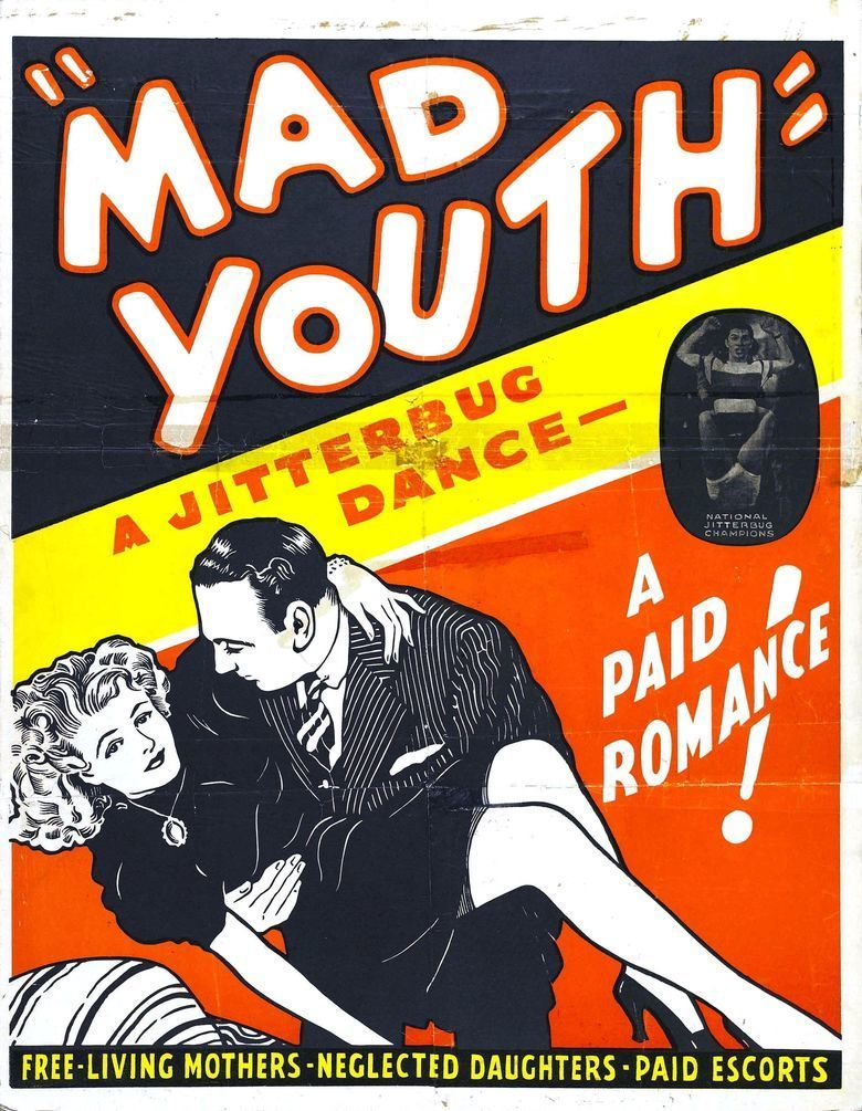 Mad Youth movie poster