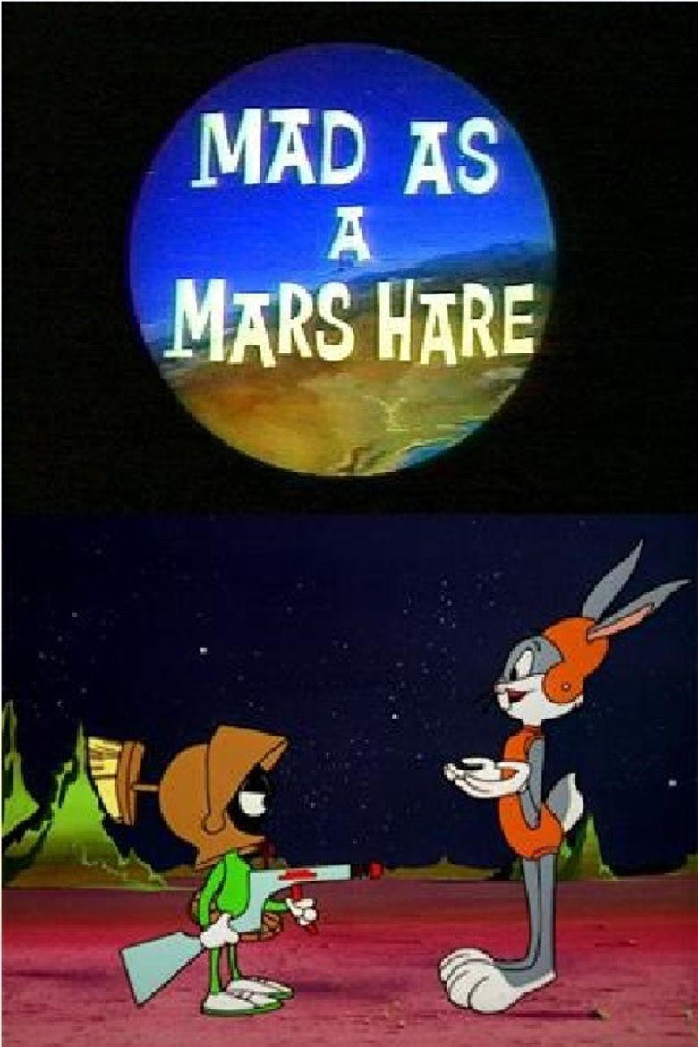 Mad as a Mars Hare movie poster