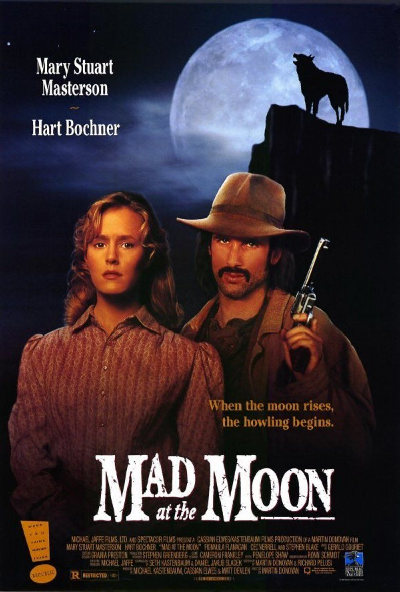 Mad at the Moon movie poster