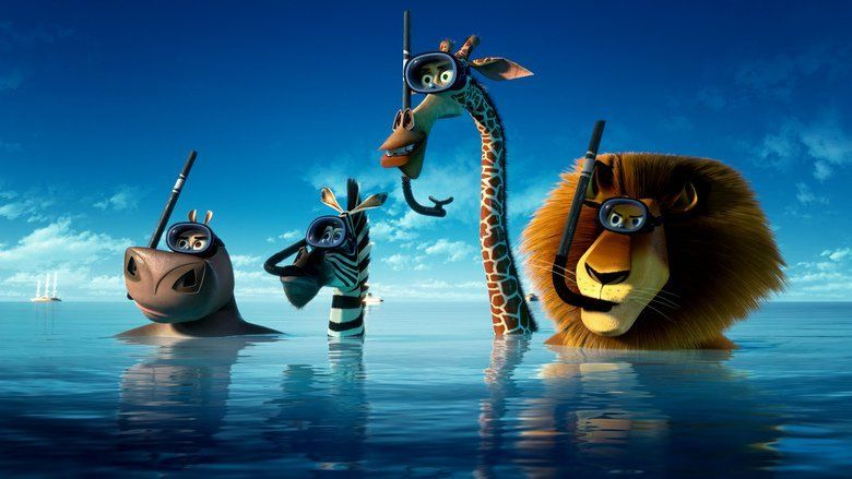 Madagascar 3: Europes Most Wanted movie scenes