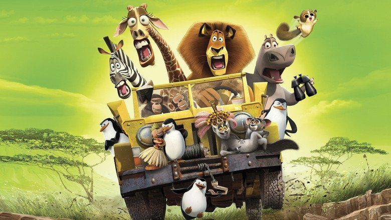 Madagascar: Escape 2 Africa movie scenes