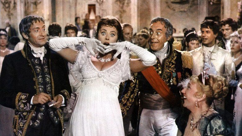 Madame (1961 film) movie scenes