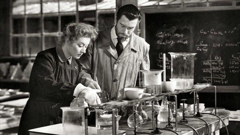 Madame Curie (film) movie scenes