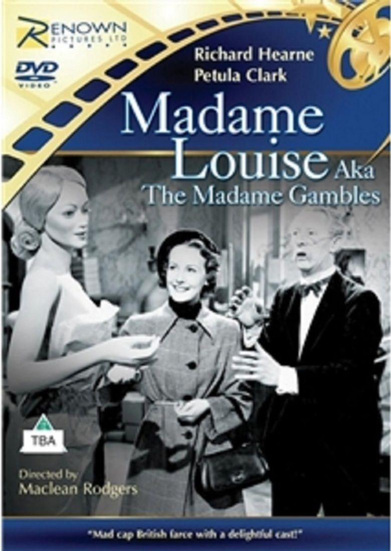 Madame Louise movie poster