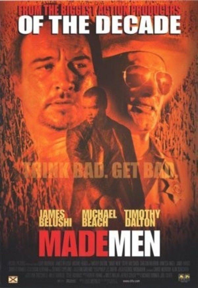 Made Men (film) movie poster