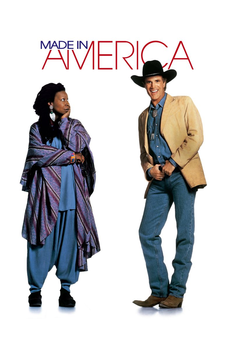 Made in America (1993 film) movie poster