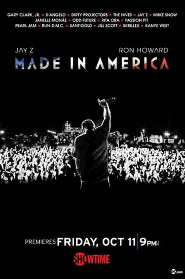 Made in America (2013 film) movie poster