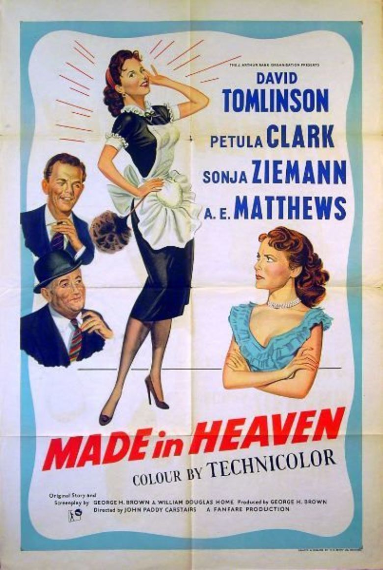 Made in Heaven (1952 film) movie poster
