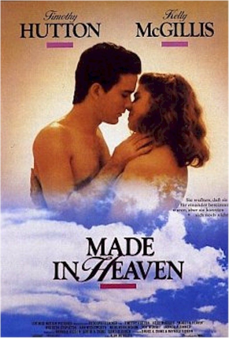 Made in Heaven (1987 film) movie poster