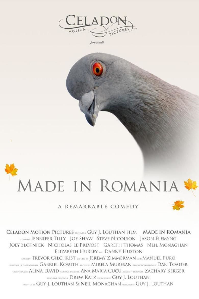 Made in Romania movie poster