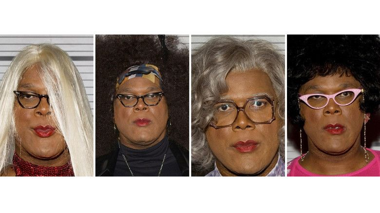 Madea Goes to Jail movie scenes
