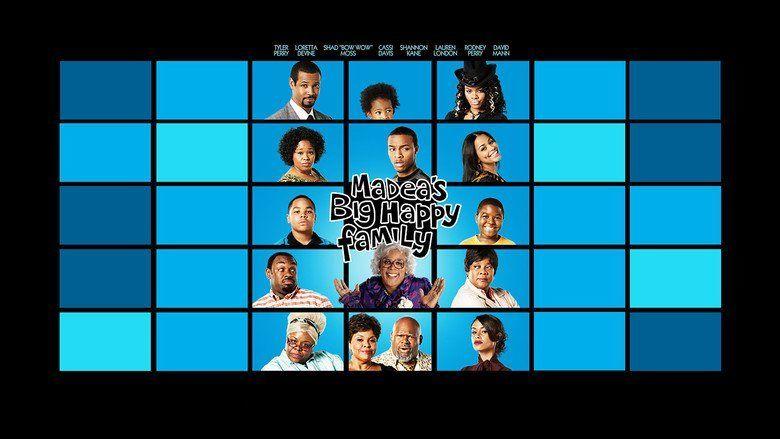 Madeas Big Happy Family (film) movie scenes