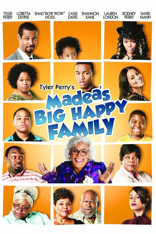 Madeas Big Happy Family movie poster