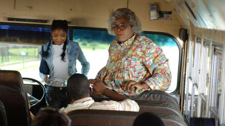 Madeas Family Reunion movie scenes