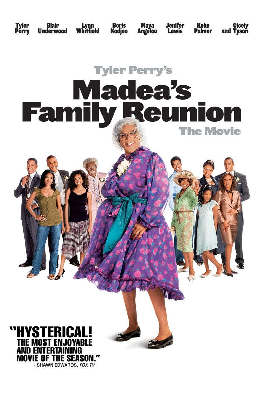 Madeas Family Reunion movie poster