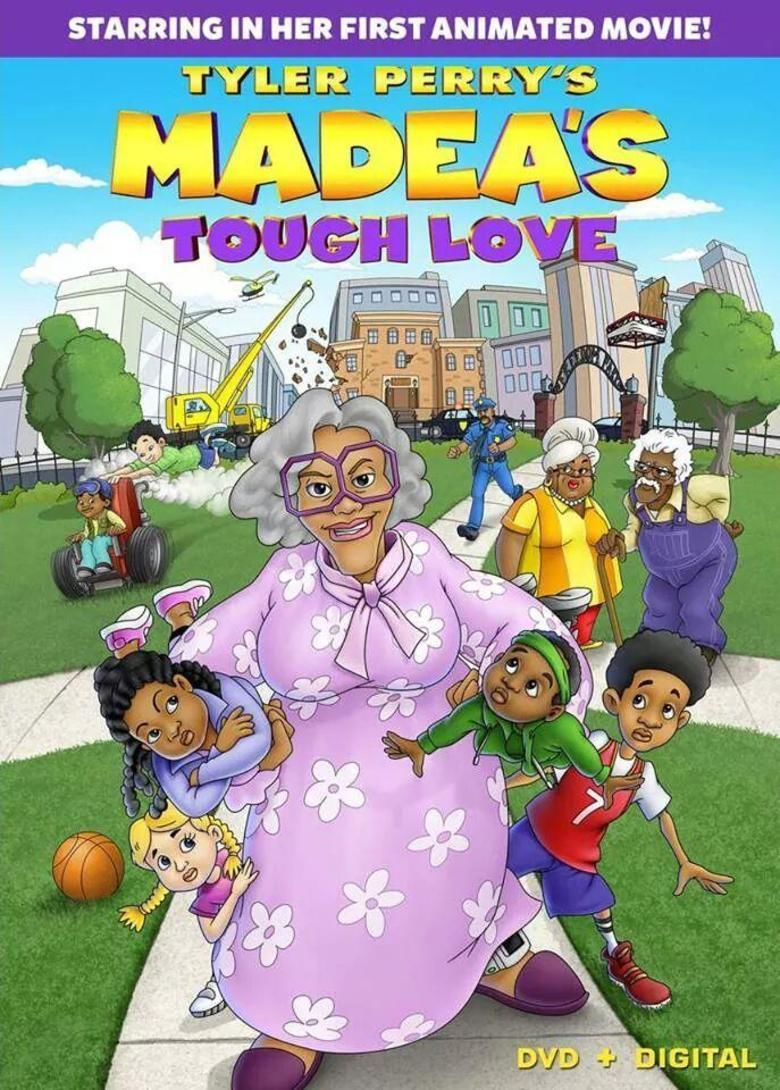 Madeas Tough Love movie poster