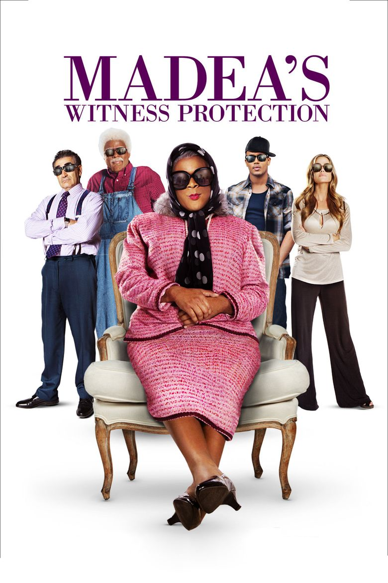 Madeas Witness Protection movie poster