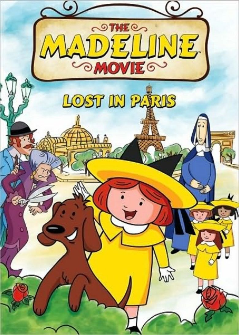 Madeline: Lost in Paris movie poster