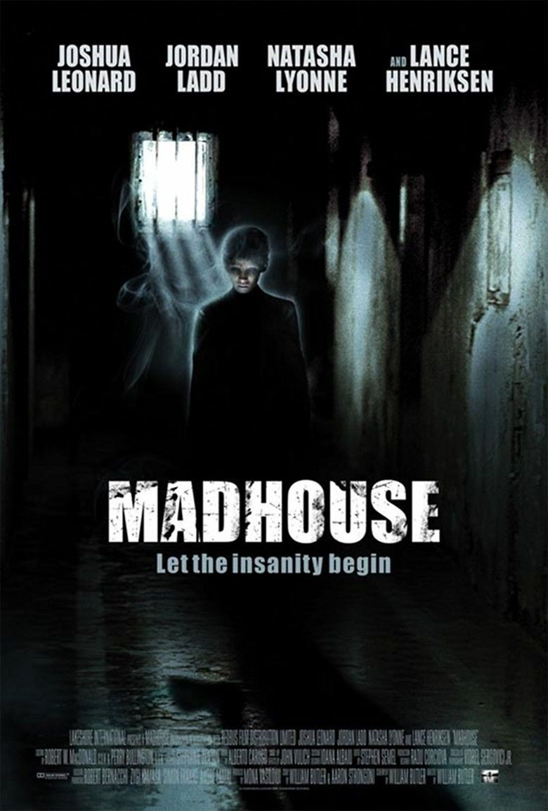Madhouse (2004 film) movie poster
