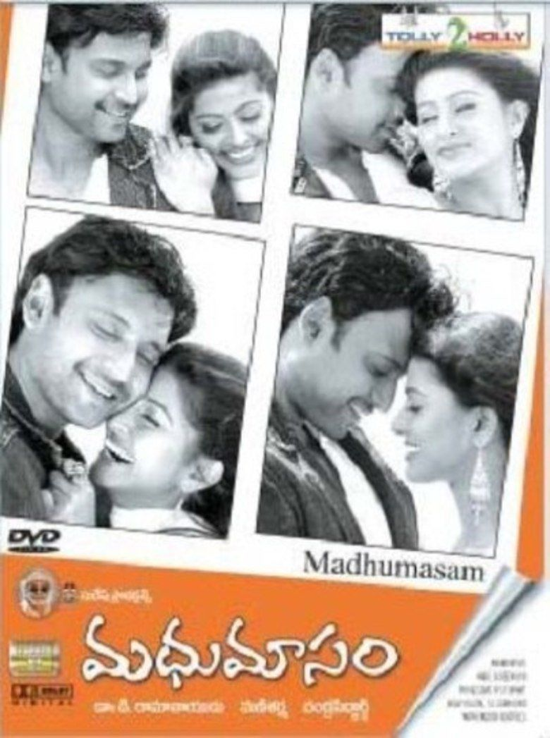 Madhumasam movie poster