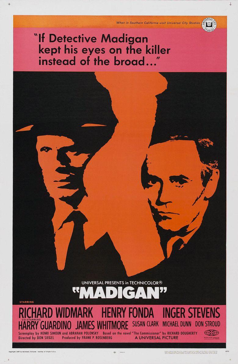 Madigan movie poster