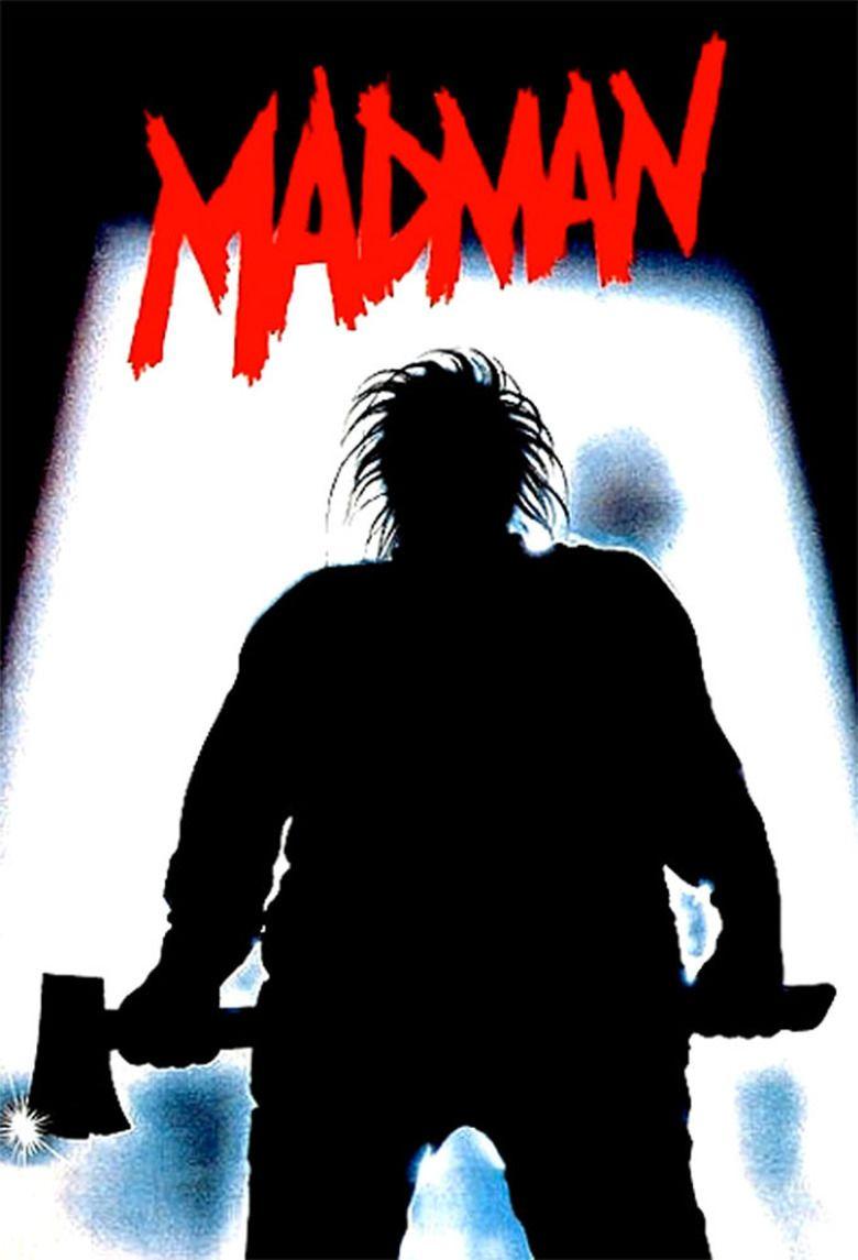 Madman (1982 film) movie poster