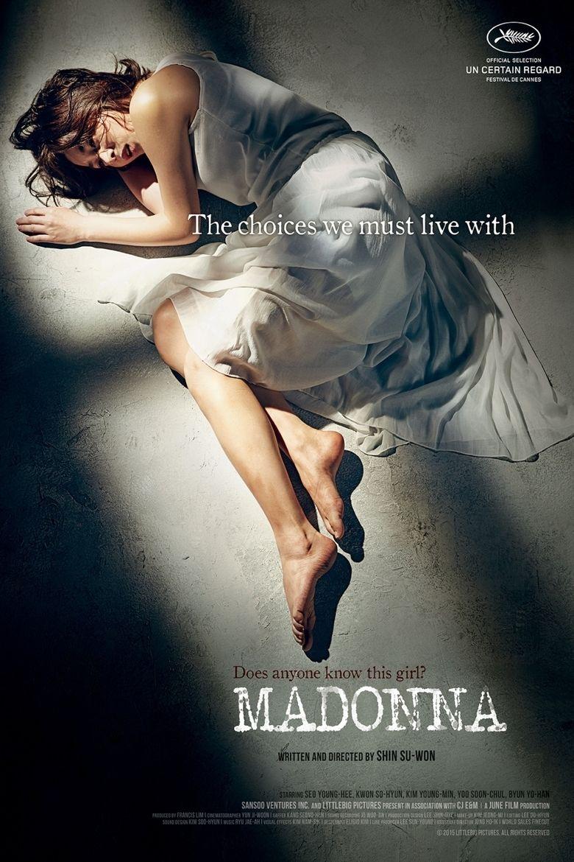 Madonna (2015 film) movie poster