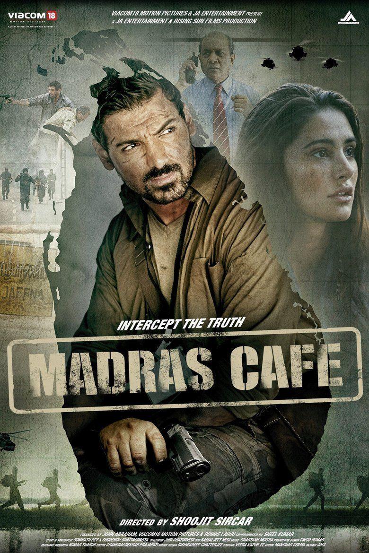 Madras Cafe movie poster