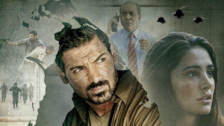 Madras Cafe movie scenes