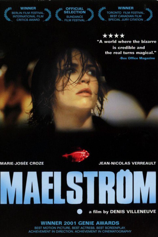 Maelstrom (film) movie poster