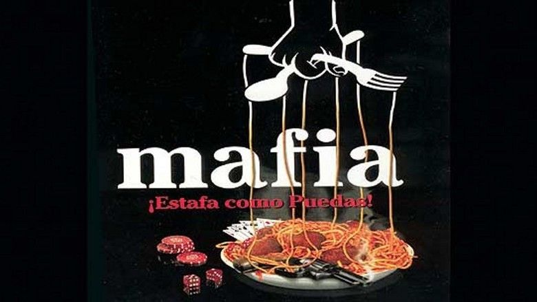 Mafia! movie scenes