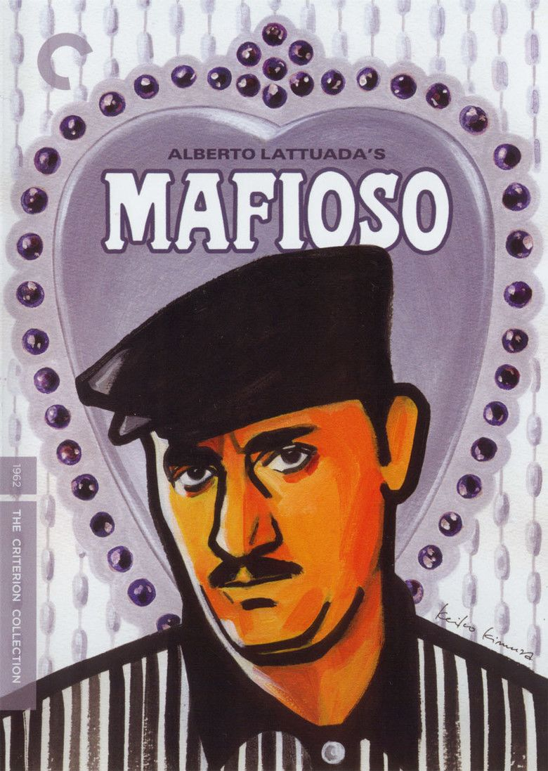 Mafioso (film) movie poster
