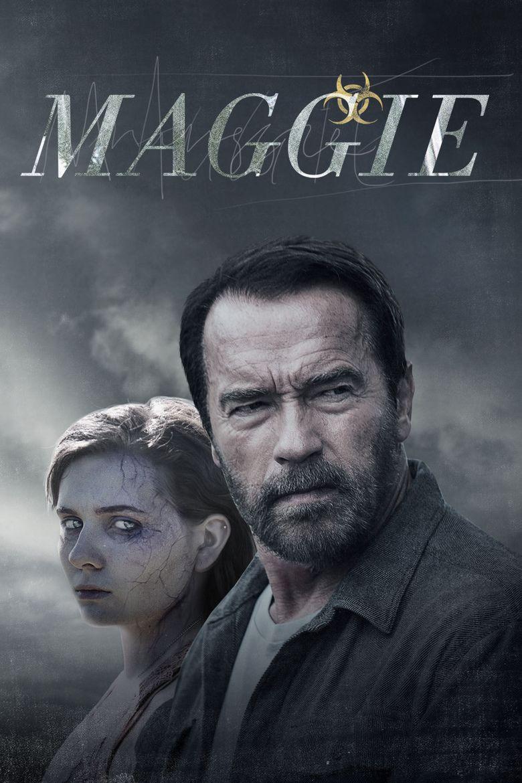 Maggie (film) movie poster