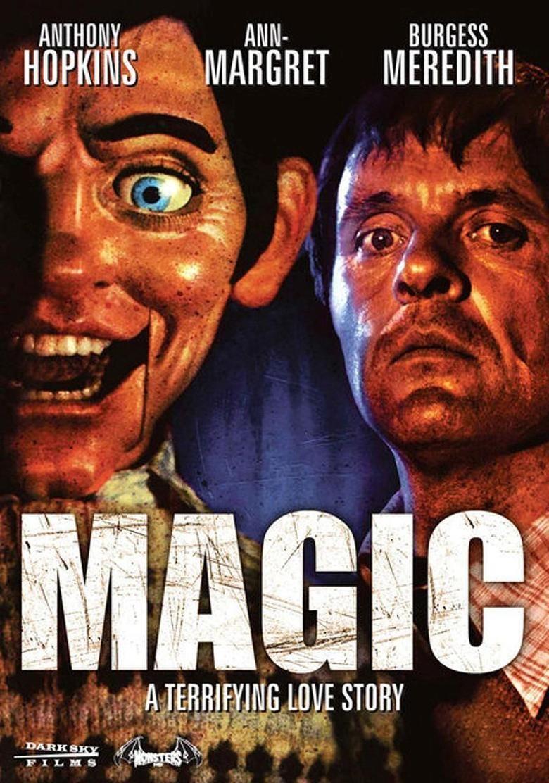 Magic (1978 film) movie poster
