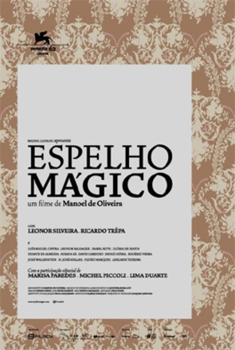 Magic Mirror (film) movie poster