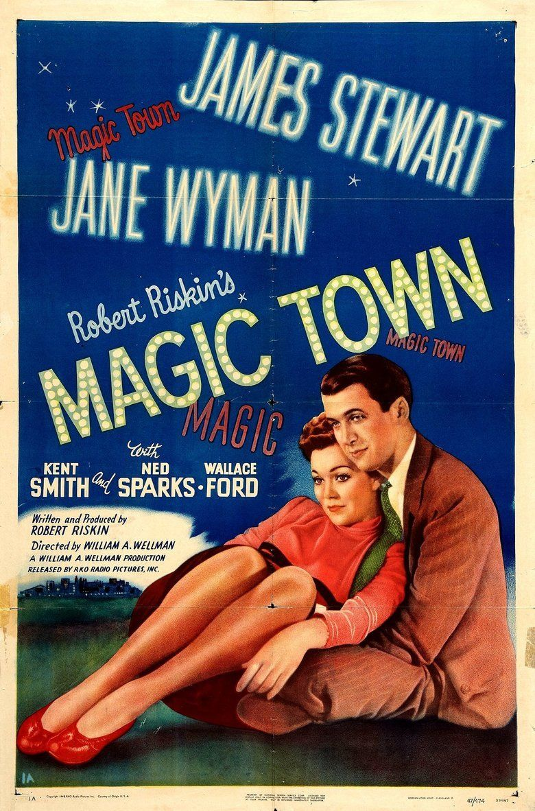 Magic Town movie poster