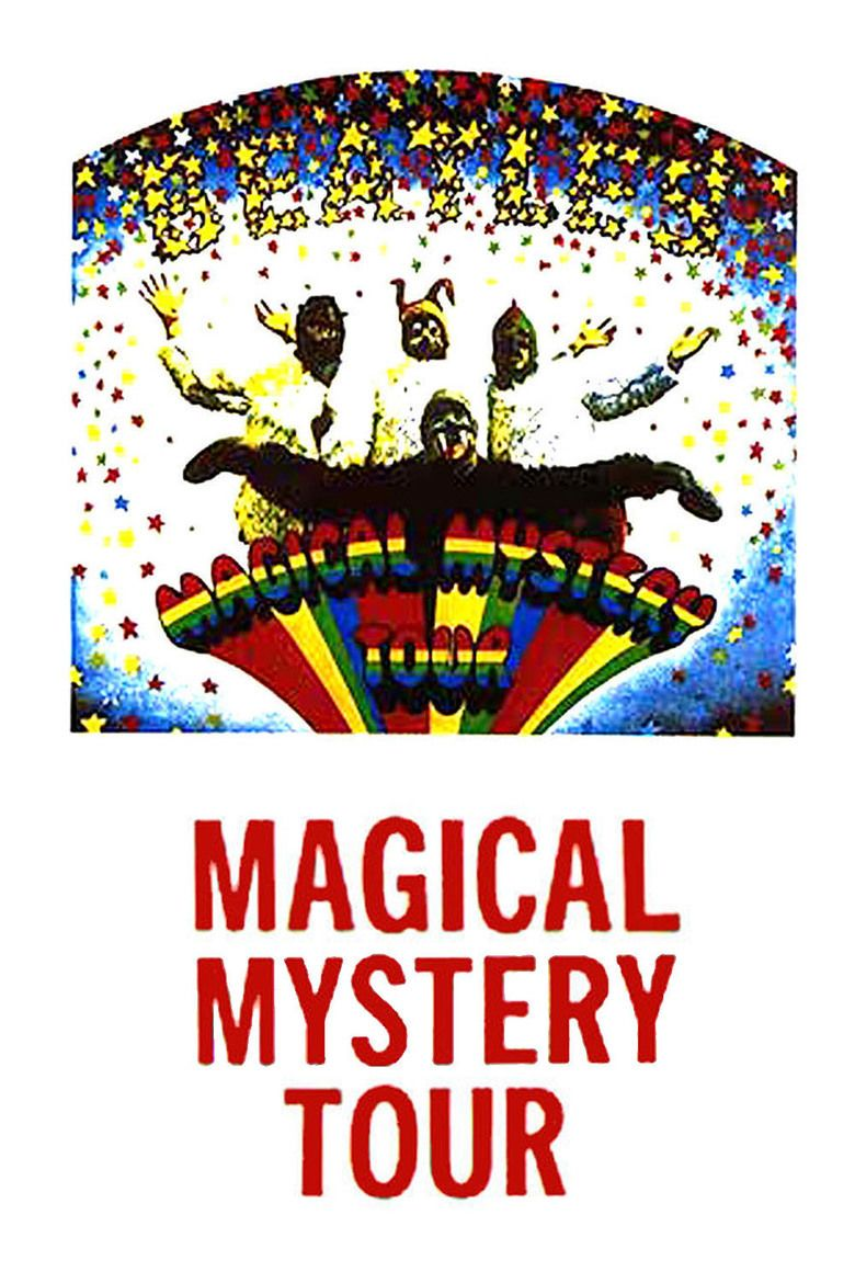 Magical Mystery Tour (film) movie poster