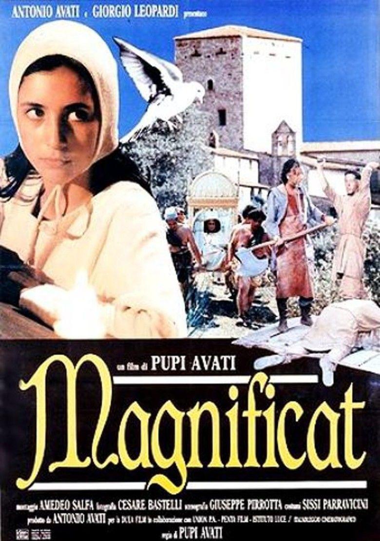 Magnificat (film) movie poster