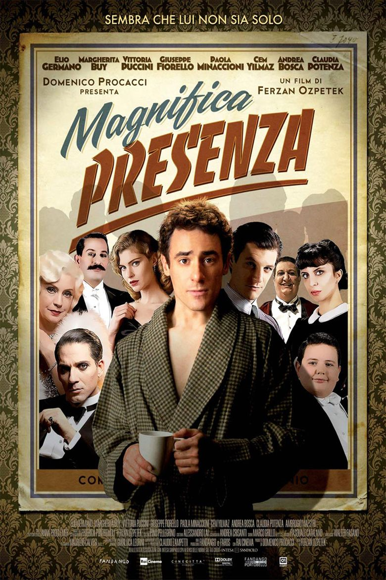 Magnificent Presence movie poster