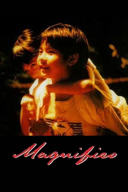 Magnifico (film) movie poster